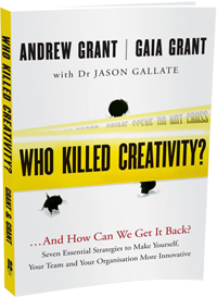 Book: Who Killed Creativity?...And How Can We Get It Back?
