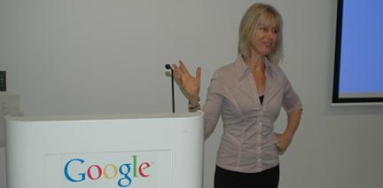 Gaia Grant in Google