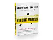 Book Who Killed Creativity