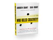 Book Who Killed Creativity