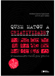 Who Killed Creativity is now available in Brazil