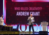 Keynote speaker Andrew Grant